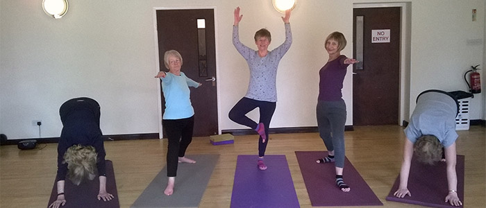 Young at Heart Yoga